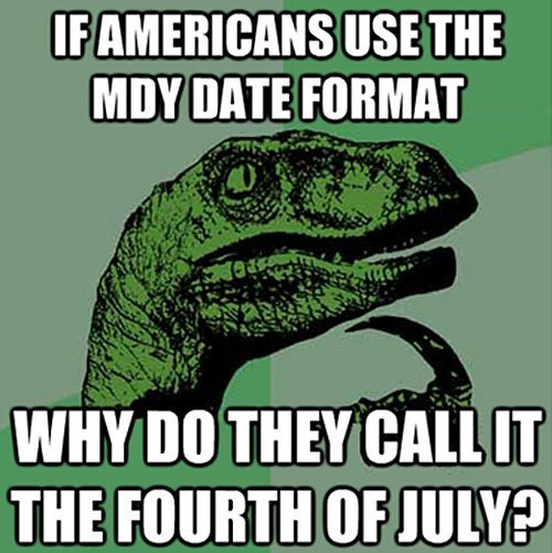 4th Of July Memes Funny