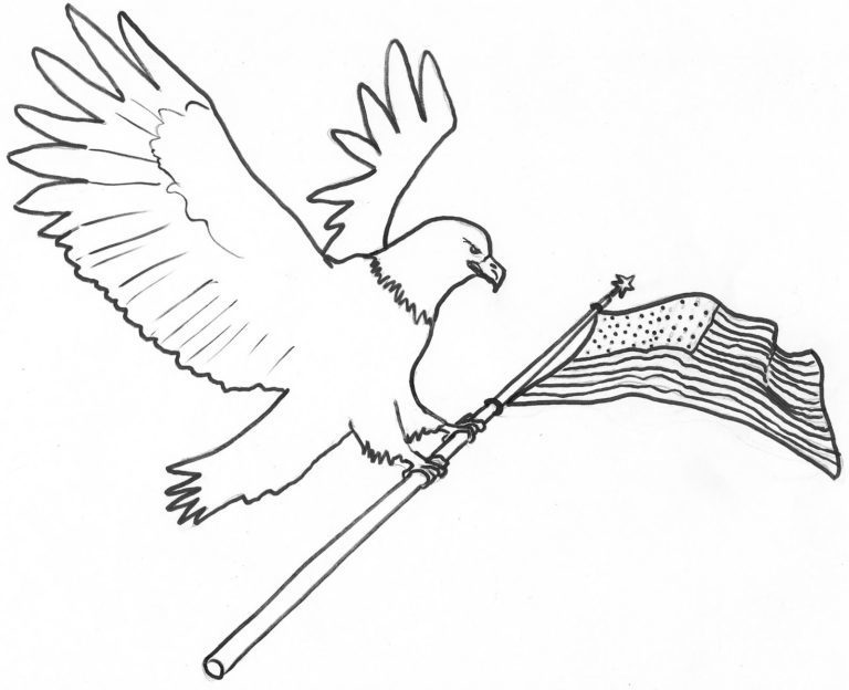 4th of July Coloring sheets