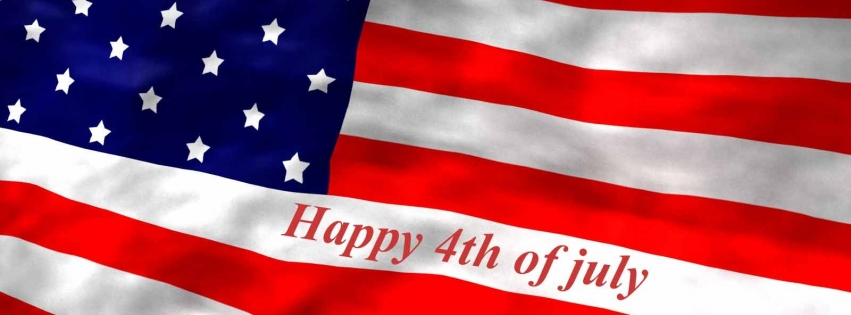 4th of July Facebook Cover Photos