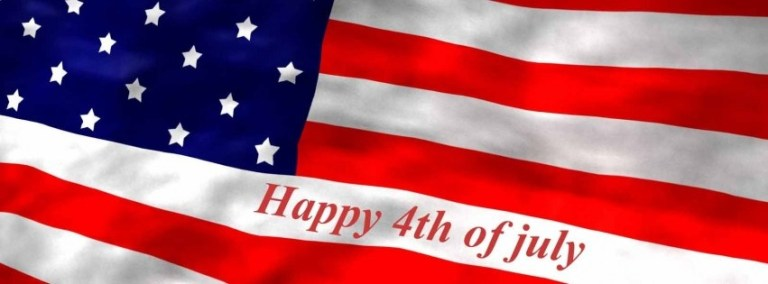 4th of July Flag Images for Facebook