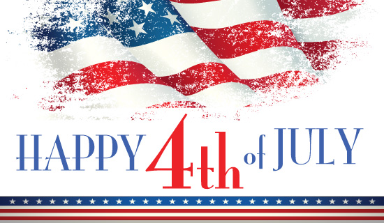 4th of July Greeting Card Images