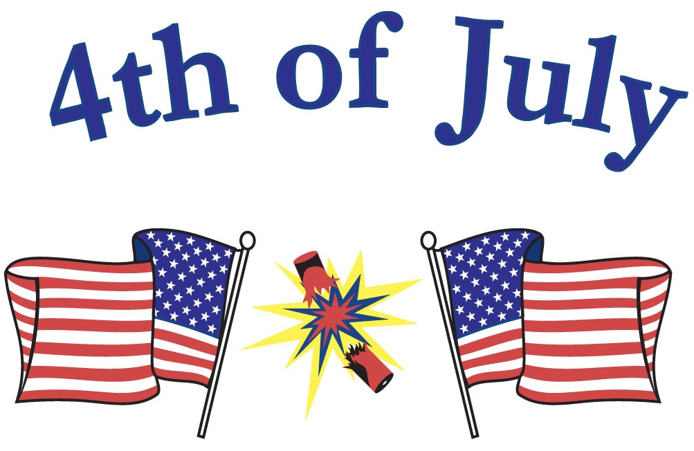 4th of July Images Clipart