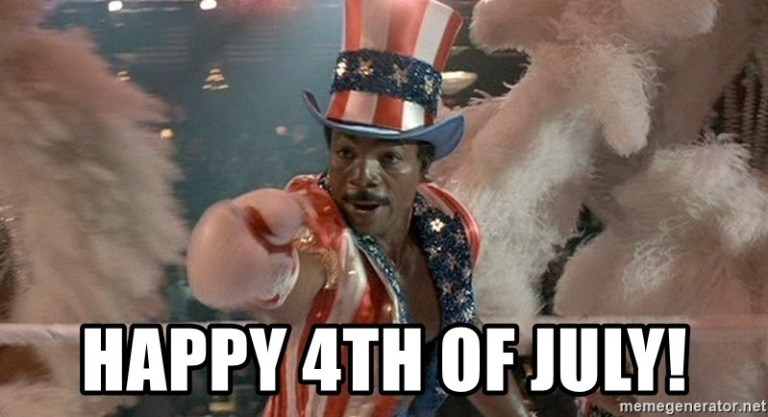 4th of July Meme Funny