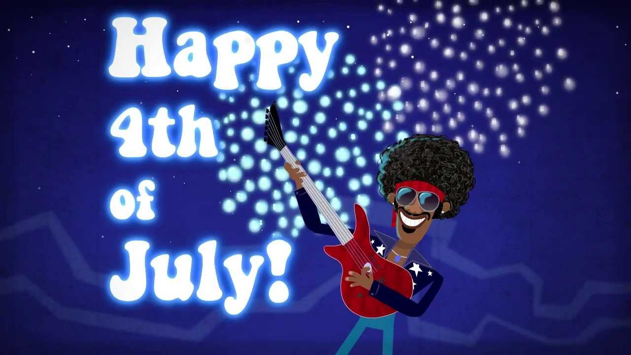 Fourth of July Animated Photos