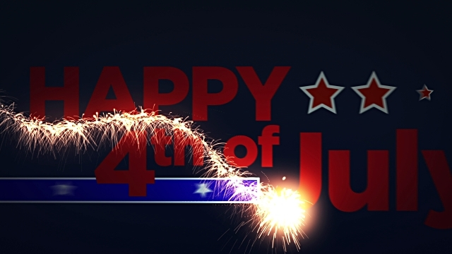 Fourth of July Animated Wallpaper