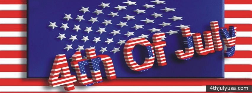 Fourth of July Facebook Cover