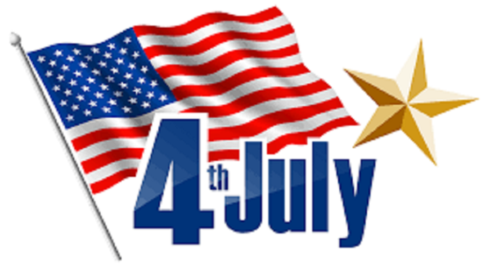 Fourth of July Images Clipart
