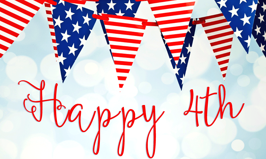 Happy 4th of July Free Images