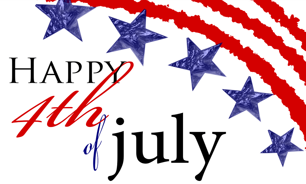 Happy 4th of July Printable Coloring Pages