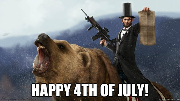 Happy Fourth of July Meme