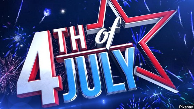 Fourth of July 2020 Images